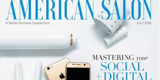 American Salon Magazine's Digital Supplement: Branded Content
